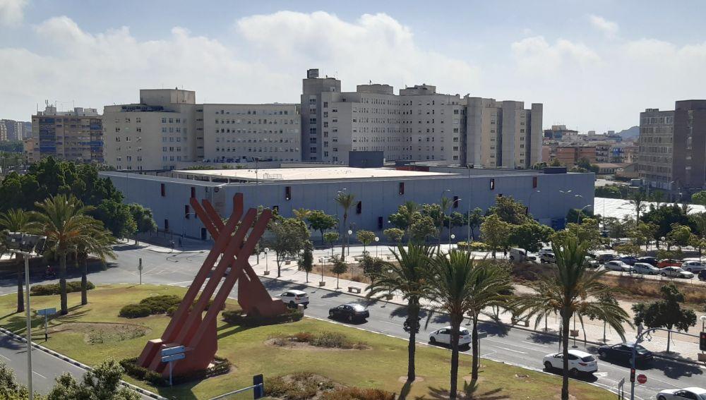 El hospital General de Alicante