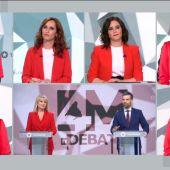 Los mejores memes del debate electoral de Madrid