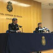 Carlos Temprano, a la derecha, explica cómo fue la negociación
