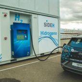 Hidrogenera para vehículos del grupo Calvera