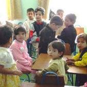Alumnos de Educación de Infantil