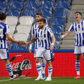 La Real remonta ante el Celta y recupera la quinta plaza de LaLiga