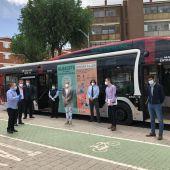 Los autobuses urbanos recuperan el 65% de viajeros