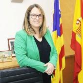 Susana Mora es la presidenta del Consell y de la Fundación Fomento del Turismo.