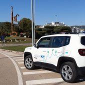 Conocemos Benicàssim con nuestro Jeep Renegade Hybrid.