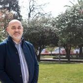 Agustin Fernández, concelleiro de Educación y Deportes de Pontevedra y portavoz del PSOE