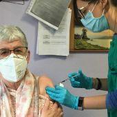 Administradas en Gijón las primeras vacunas de la Janssen