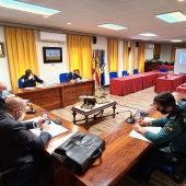 """La Junta Local de Seguridad de Argamasilla de Alba pide """"no bajar la guardia"""" contra la COVID-19"""