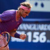 Rafa Nadal alcanza su decimotercera semifinal en Conde de Godó.