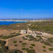 Sa Punta de n'Amer, Área Natural de Especial Interés situada entre Cala Millor y Sa Coma (Mallorca)