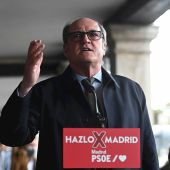 Ángel Gabilondo, candidato del PSOE a las elecciones de Madrid.