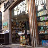 Librería Anegón en Vitoria