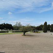 Instalaciones del Cementerio Mancomunado de la Bahía de Cádiz