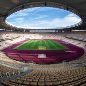 La Cartuja albergará los partidos de la selección española en la Eurocopa
