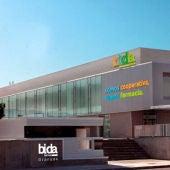 Sede de BidaFarma Granada