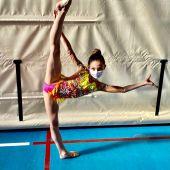La gimnasta Sandra Martínez Escamilla se clasifica para el campeonato de España