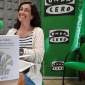 """Carmen Quinteiro celebra el """"Día del Libro"""" en Onda Cero Pontevedra"""