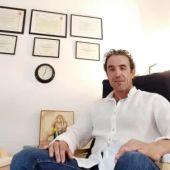 Paco Toscano, profesional del equipo de Atención Infantil de Cádiz