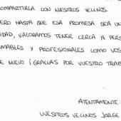 Carta de unos clientes a Lidl