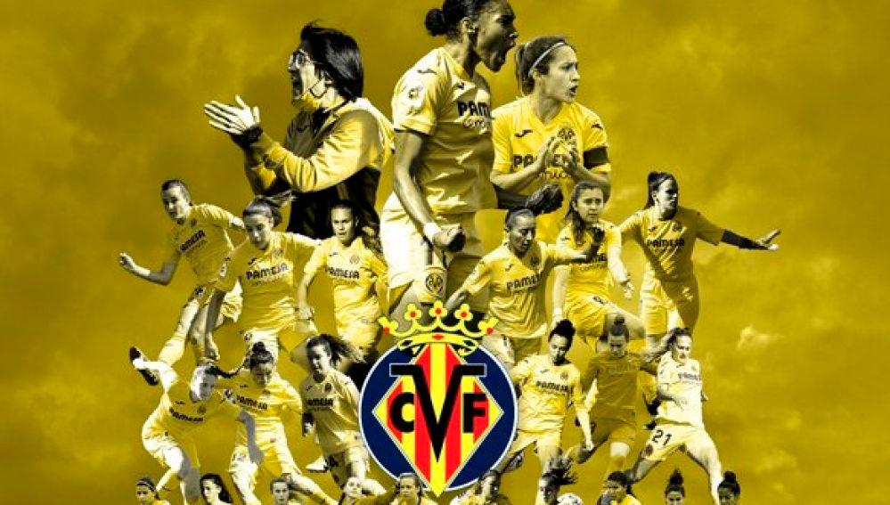 El femenino amarillo hace historia