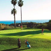 El club de golf de Añoreta, en Rincón de la Victoria