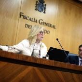 La nueva fiscal jefe de Castellón, María Díaz Berbel.