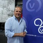Jorge Moncada, presidente de la Asociación de Agencias de Viajes de Aragón