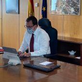 Raül Blanco, secretario general de Industria.