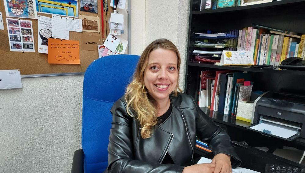 María del Carmen Méndez Santos.- Universidad de Alicante