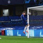 Werner remata en el primer gol del Chelsea