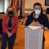 Alberto Hervás y Ana Belén Chacón