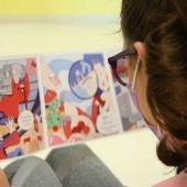 La tira ilustrada se ha repartido en todas las consultas pediátricas de los departamentos de salud de Torrevieja y Vinalopo