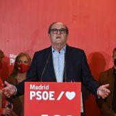 Ángel Gabilondo analiza los resultados del PSOE en el 4M