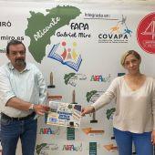 Julián Navarro y Sonia Terrero