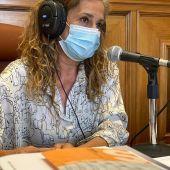 Carmela Silva, presidenta da Deputación de Pontevedra