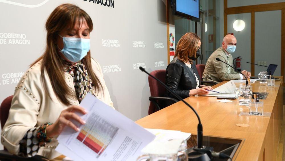 El Gobierno aragonés ha marcado la hoja de ruta, tras el Estado de Alarma