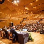 Congreso en el Auditorio de Zaragoza
