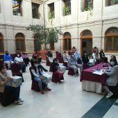 Presentación oficial del Consejo de Infancia y Adolescencia en Herencia