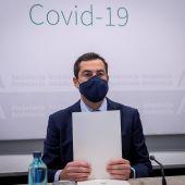 Juanma Moreno anuncia cómo quedan las restricciones en Andalucía después del estado de alarma