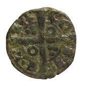 'Croat' moneda de plata de los primeros pobladores de la Vila Joiosa.