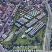 Imagina un bulevar, Oviedo