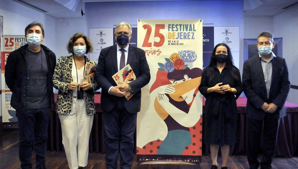 Esta tarde se inaugura el XXV Festival de Jerez
