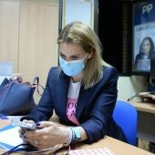 Judith Piquet, portavoz PP Alcalá de Henares