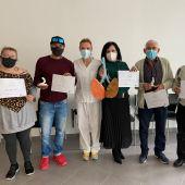 El 62, 5%  de los participantes en el taller de deshabituación tabáquica del centro de salud Sant Josep han dejado de fumar