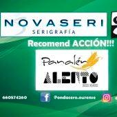 Recomend ACCION!!! con Panalén