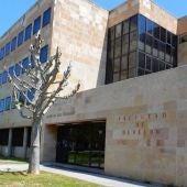 Facultad de Derecho en la Universidad de León