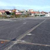 Comienza la construcción de la nueva pista polideportiva en Celorio