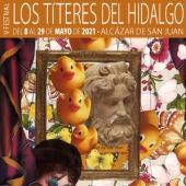 Cartel Títeres del Hidalgo 2021