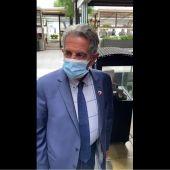 Nuevo incidente entre Miguel Ángel Revilla y un grupo de hosteleros cántabros