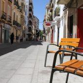 Badajoz limita a 20 km/h la velocidad del tráfico en calles con plataforma única